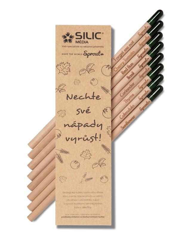 Reklamní rostoucí tužka