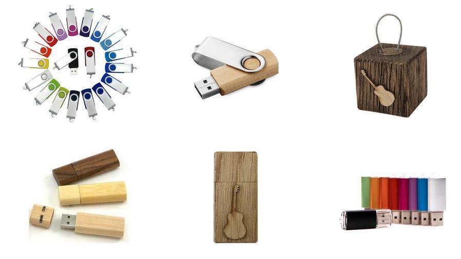 Skladové položky USB