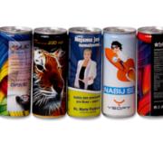 Reklamní energetické nápoje