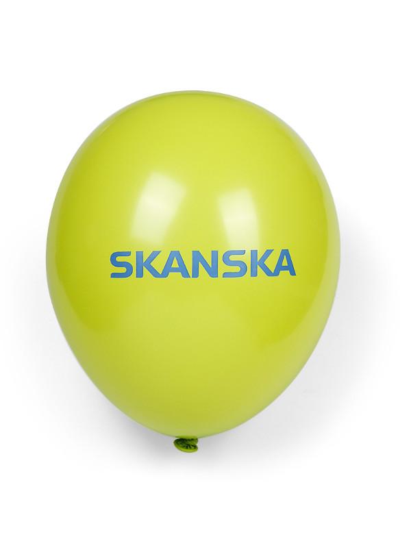 Balónky Skanska