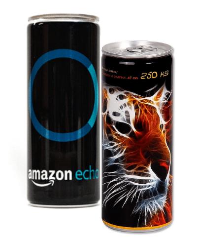 Reklamní energy drinky