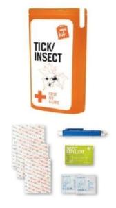 Reklamní sada proti hmyzu