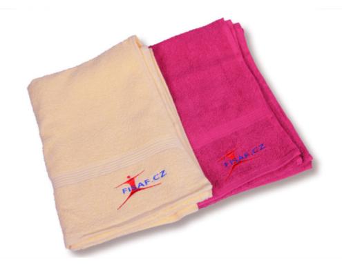 Reklamní ručníky