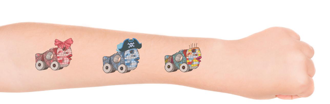Reklamní tetování