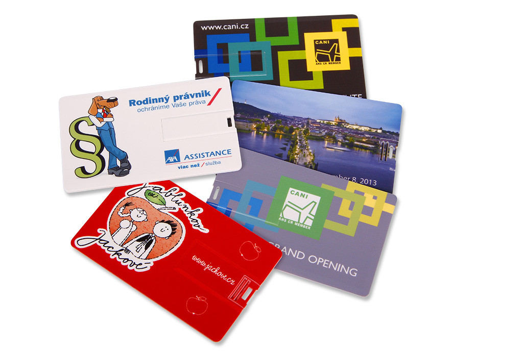 USB karty