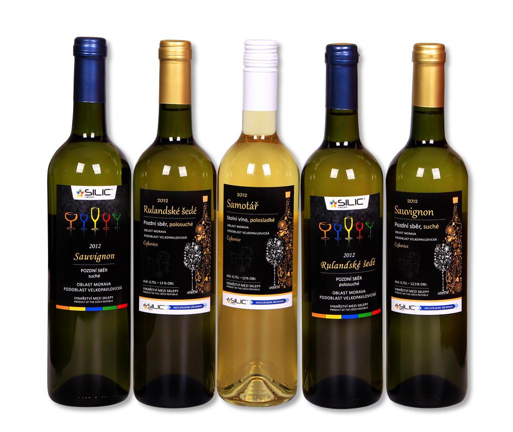 Reklamní víno skupinové