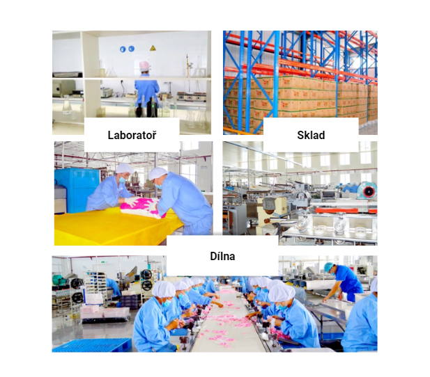 Výroba bonbóny