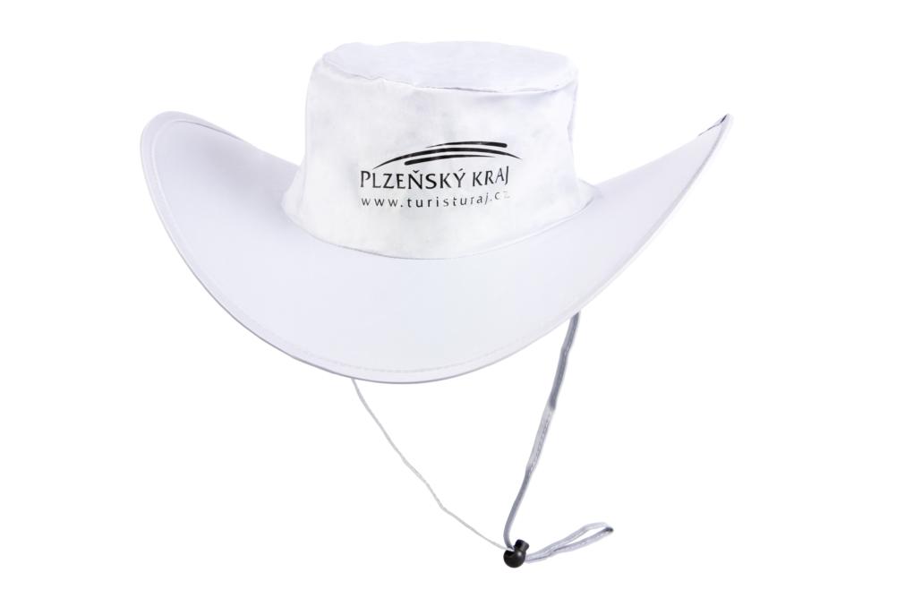 Reklamní klobouk