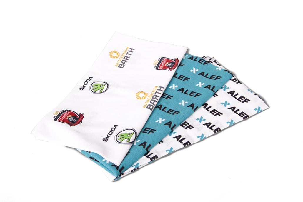 Reklamní multifunkční šátek