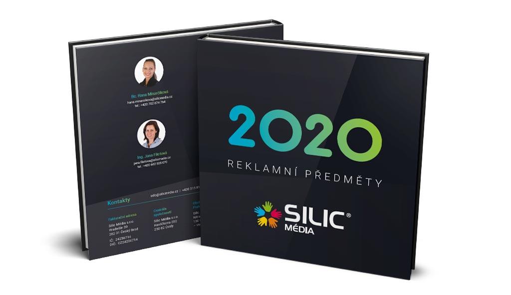 Reklamní předměty SIlic Média katalog 2020