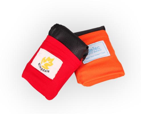 Skládací deka do kapsy