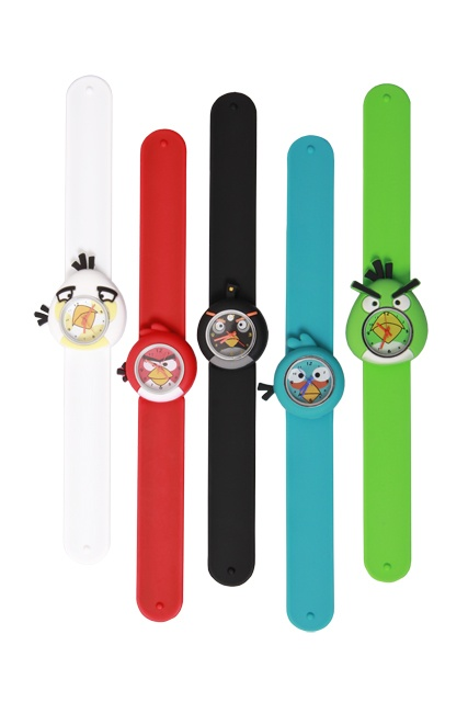Reklamní silikonové hodinky