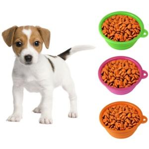 Reklamní silikonové misky pro psy