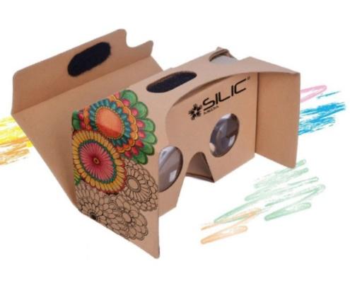 Virtuální 3D brýle