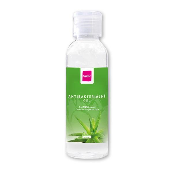 Antibakteriální gely 50 ml