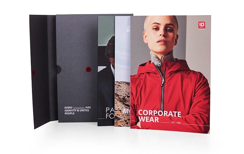 Katalog reklamního textilu ID Identity 2021